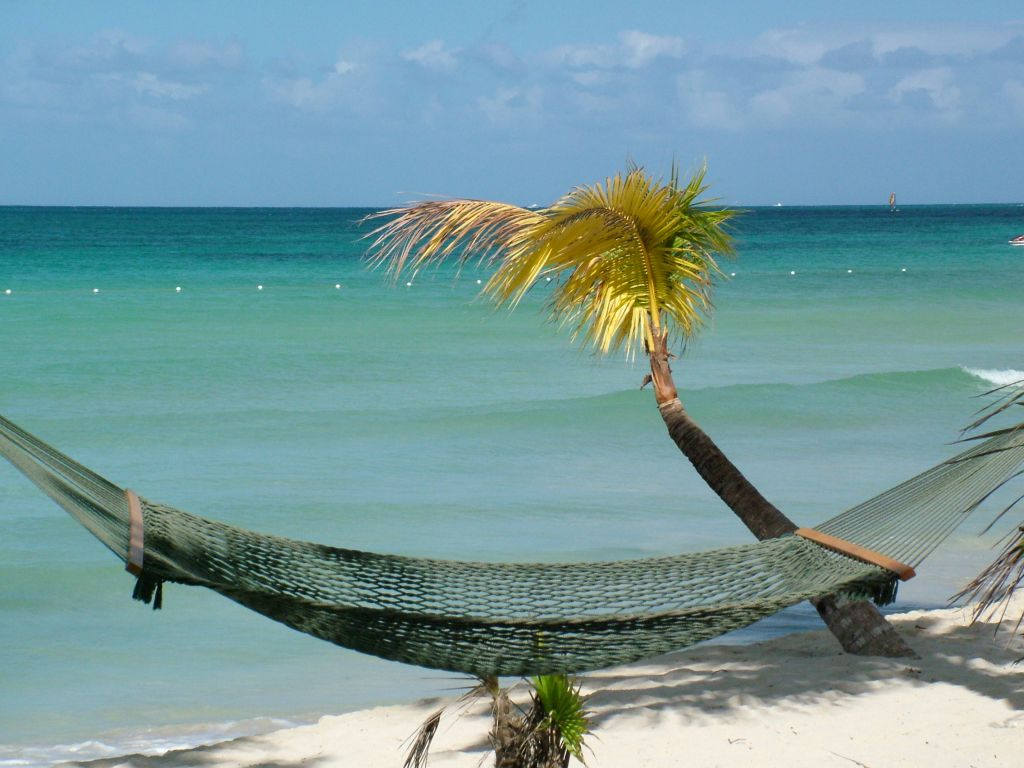 hammock-beach